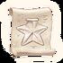 Sternförmiger Flacon 1