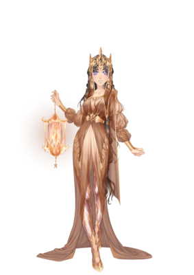 Glassy Light Queen 9