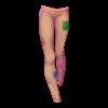 Spodnie Patchwork 7