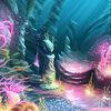 Tło Cudowne Głębiny