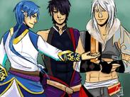 Eldarya s guardians by xsurianti-d8e8jq9