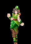 Gardienne Cute Leaf
