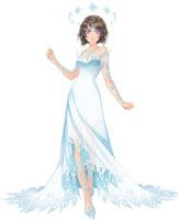 Outfit Snow Queen 1