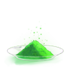 Grünes Farbmittel