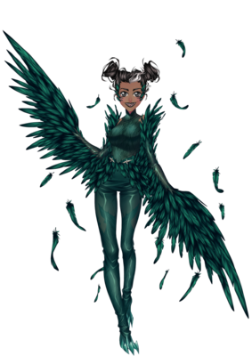 Twisted Harpy07