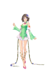 Gardienne Fleeting Liana