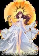 Gardienne Queen of Cups