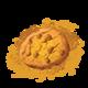 Piaskowe ciasteczko