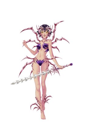 Queen Spider 4