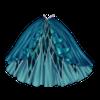 Spódnica Stained-Glass Widow 9
