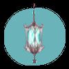 Latarnia Glassy light queen 2