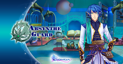 Prelaunch Teaser Absynthe Guard
