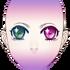 Verschiedenfarbige Augen Shiny 1