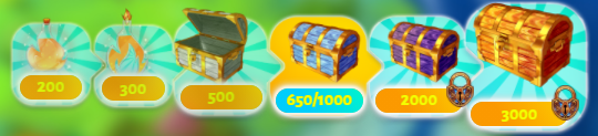 Barra de recompensas