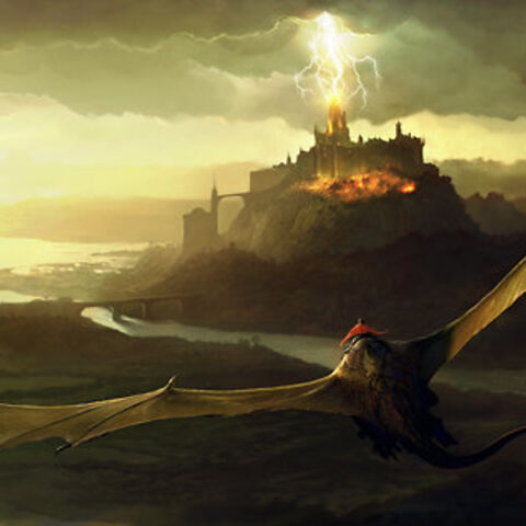 The Battle of Winterhold, Second Blackfyre Rebellion