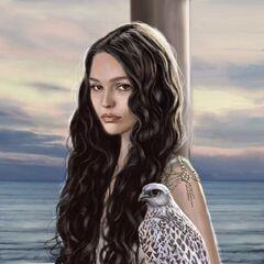 Queen Rhae Morgan of Daggerfall, grandmother of the Morren Usurper