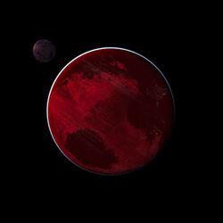 Wrothgaria Planet