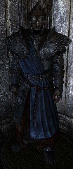 Stormking Armor