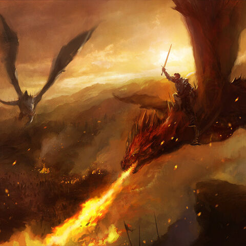 The Battle of Leyawiin, the Dance of Dragons