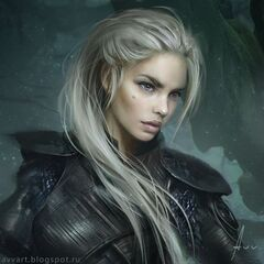 Princess Daena Morgan, the Defiant, Mother of the Blackfyre