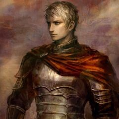 Emperor Jaehar II, the Old King, First Telepath, the Golden