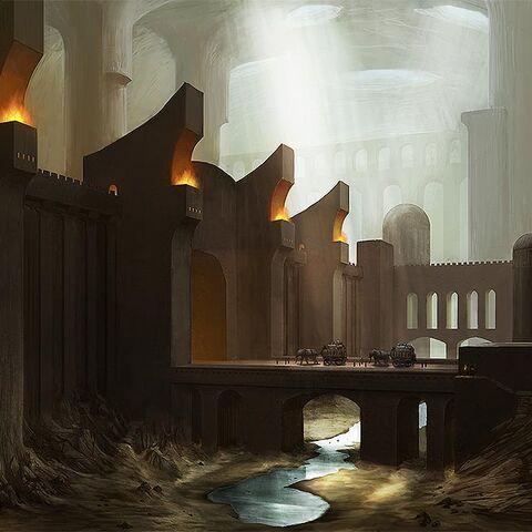 The Gates of Deornum