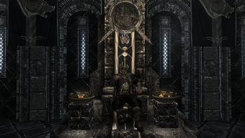 Ulfric Throne
