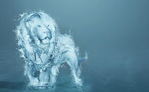 Water Lion
