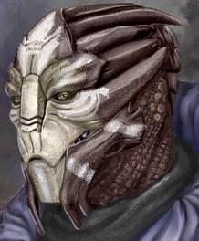 Kavius Closeup