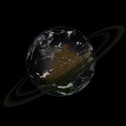 Black Marsh Planet