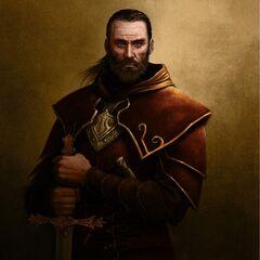 Emperor Cyrus I, first Emperor of the Morgan Dynasty, Elf-Bane, Kingkiller