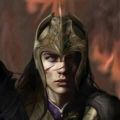 Emperor Daenar I, Conqueror of Argonia, the Young Dragon