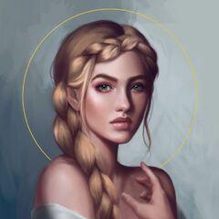 Empress Diana I, daughter of Danyra