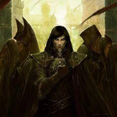 Tarin Blackfyre, the Usurper, the White Dragon, the Sword of Tamriel