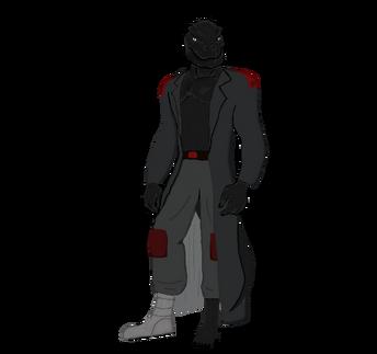 MugshotThe Black Argonian
