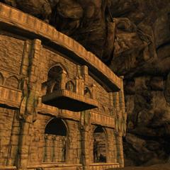 Archagruhn Treasury Wing's Entrance