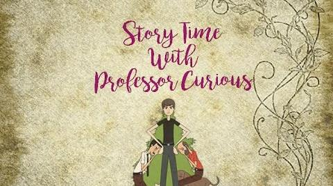 Story Time with Professor Curious