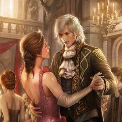 Emperor Arik III and Lady Daenara Morren