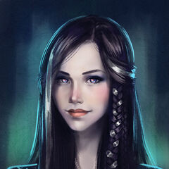 Empress Sherra, daughter of Arik V and wife of Jaehar I