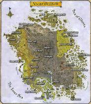 Vvardenfell-map
