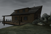 Solstheim Seaside Cabin