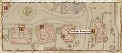 Особняк Бенируса (Карта)