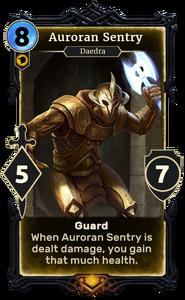 Auroran Sentry