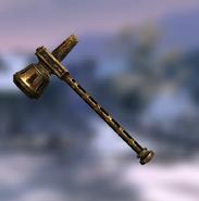 Dwarven Light Hammer