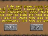 Mynisera's Letters