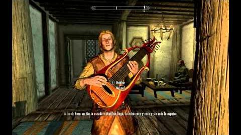 Ragnar el Rojo - Canción