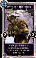 Stormhold Henchman (Legends)