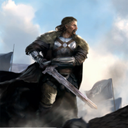 Ulfric Stormcloak (Legends) card art