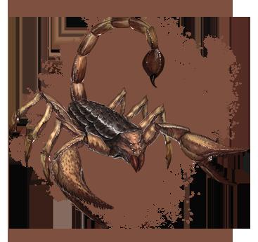 Гигантский скорпион (концепт-арт)
