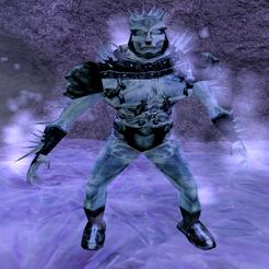 Инеевый атронах (Morrowind)